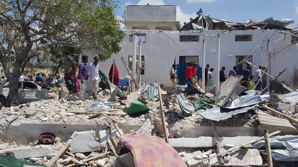 Al-Shabaab oo sheegtay qarax lagu dilay ardey Quraanka Kariimka baranayey