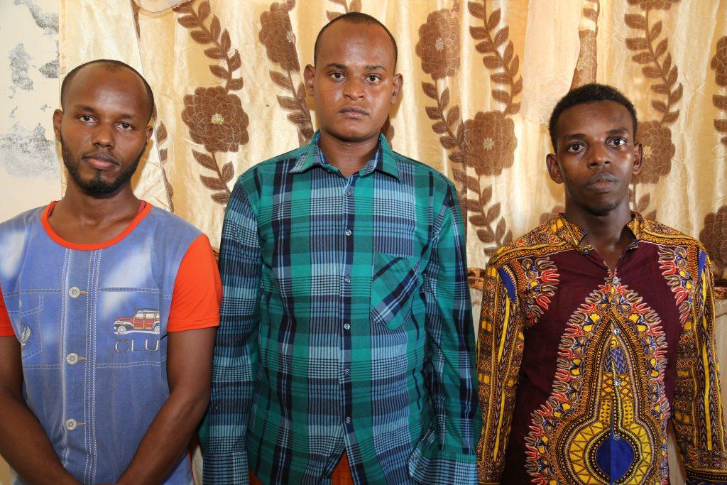 Maxkamadda Ciidamada DFS oo xukun ku riday rag Shabaab ka tirsan (Sawiro)