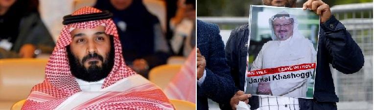 Jamal Khashoggi wuxuu kashifay in International TV uu Sucuudigu maalgaliyey waana sabata loo dilay
