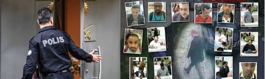 Turks tell U.S. officials they have audio and video recordings that support conclusion Khashoggi was killed