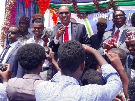 """Cali Xaaji Warsame: """"Puntland xaq uma lahayn inay maanta yeelato shan furimood  oo dagaal ah"""""""
