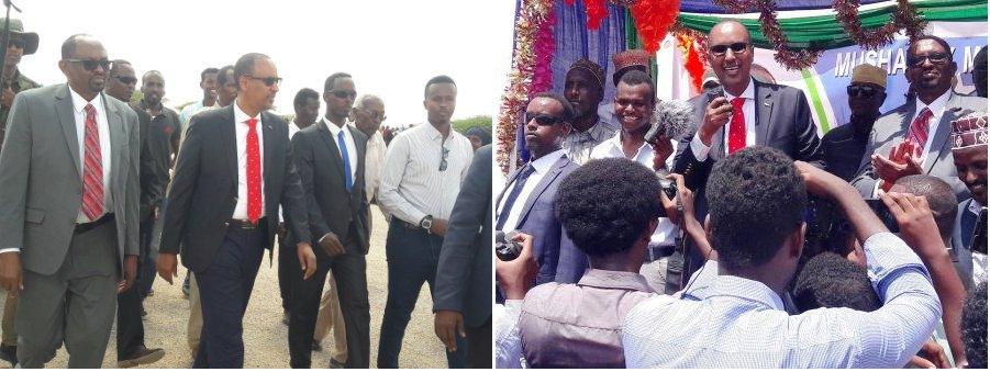 Warbixinta soodhaweynta musharrax Madaxweyne Puntland Cali Xaaji Warsame (dhegayso)