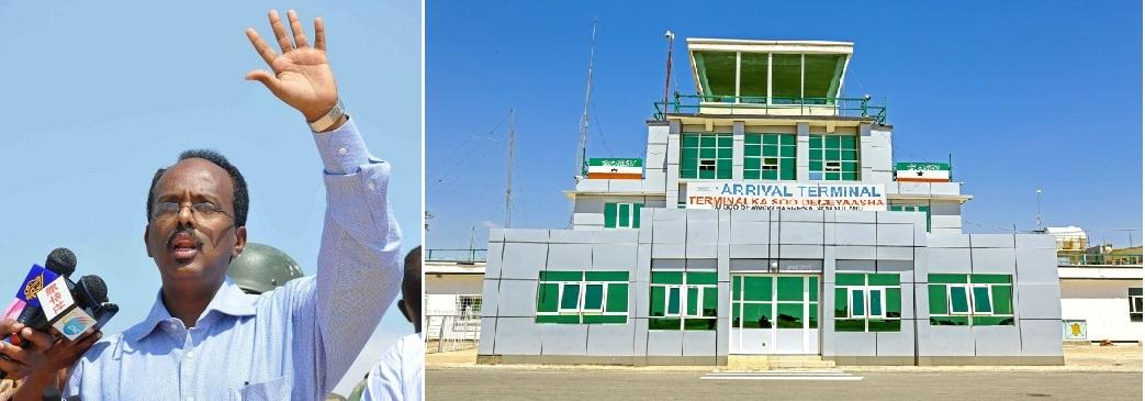 """Xildhibaan Somaliland: """"Farmaajo hadduu halkan yimaado waa lagu jarjarayaa"""" (dhegayso)"""