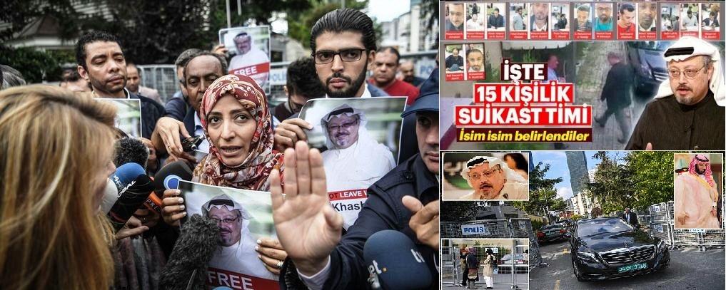 Wacaal Daray ah: Sacuudiga oo mar dhow qiraya in Jamaal Khashoggi la dilay