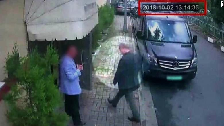 EXCLUSIVE: Jamal Khashoggi dragged from consulate office, killed and dismembered