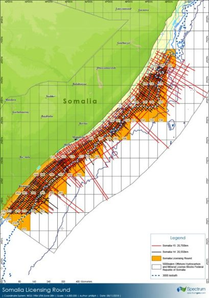Oil & Gas: Somalia Announce Dates for First License Round