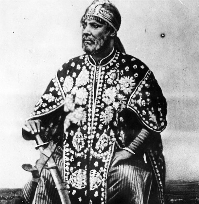 How Ethiopian prince scuppered Germany's WW1 plans