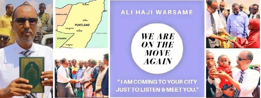 MAANHADAL: Musharrax Cali Xaaji Warsame waa kuma waa se maxay qorshihiisa siyaasadeed? (dhegayso/daawo)