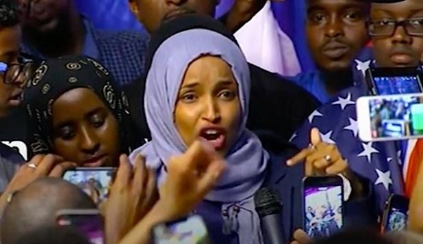 """Ilhaan Cumar: """"Obama waxaa uu ahaa dilaa dhoola cadeeya"""""""