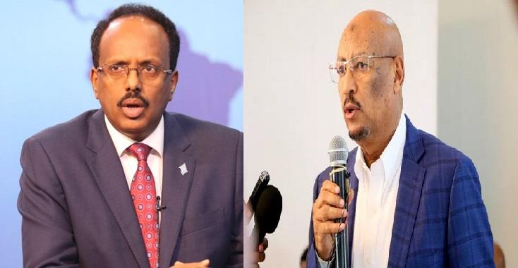 Faysal Cali Waraabe oo ka Hadlay dood dhexmartay DFS iyo Somaliland (Daawo)