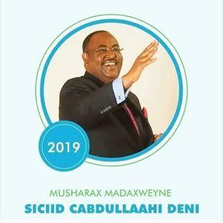 8 YOOL 66 BALLANQAAD: Musharrax Madaxweyne Puntland 2019 SICIID CABDULLAAHI DENI