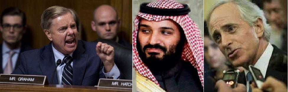 Senataro Aqalka Sare ee Mareykanka oo qiray in Amiir Maxamed bin Salman uu amray dilka Khashoggi (Daawo)