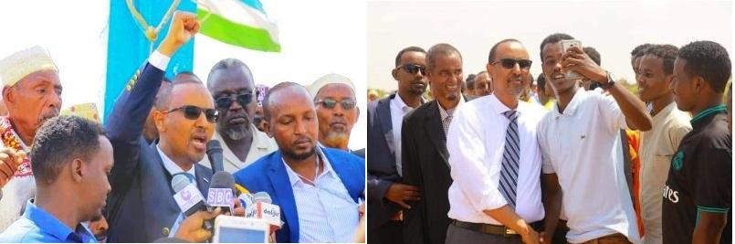 Farriin Siyaasadeed – Cali Xaaji Warsame: Mid u diir naxay dadku doonayaan aan dillaalin bay doonayaan (daawo)