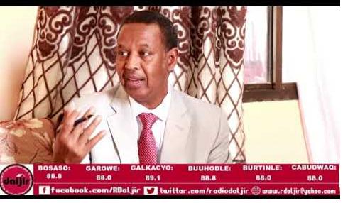 Waraysi Dhamaystiran Musharax Madaxweyne PL 2019 Maxamed Axmed Jaamac (Shaalle)