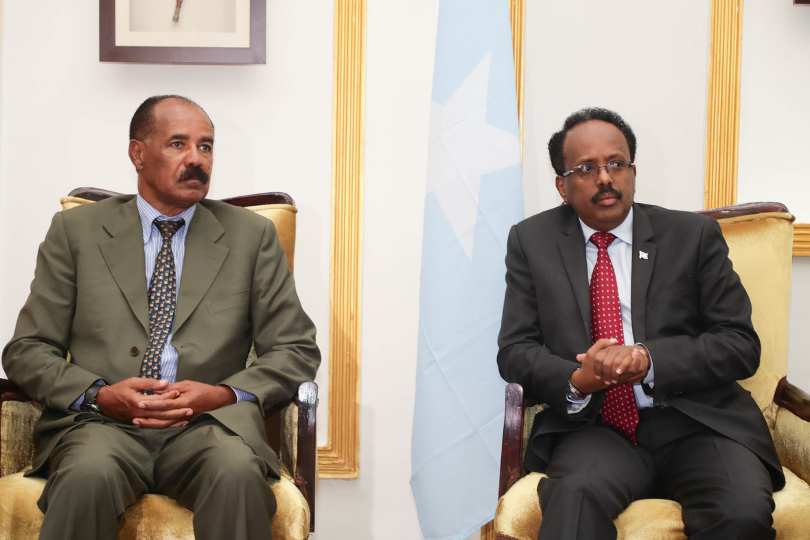 Joint Press Statement between the Federal Government of Somalia and the State of Eritrea