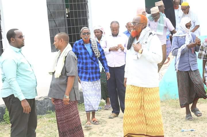 Jubaland oo Odayaasha dhaqanka  ka dalbatay ka qayb qaadashada dagaalka Al-shabaab (Sawiro)