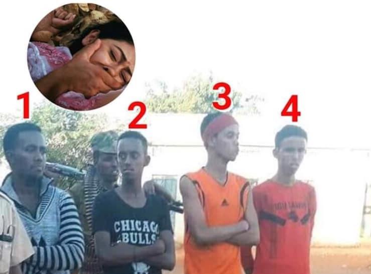 Yaab iyo amakaag: Aabbaha dhalay gabar 14 jir 4 nin kufsadeen oo cadaaalad dalbaday (daawo)