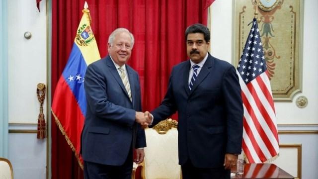 Mareykanka iyo Venezuala oo xiisaddoodo gaartay meeshii u saray, kadib