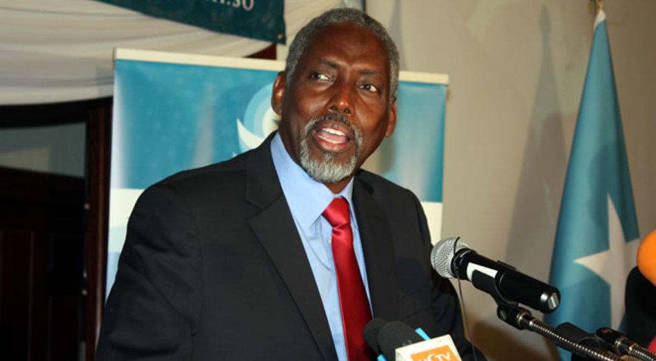 Prof Cabdiraxmaan Baadiyow oo si kulul uga hadlay Nidaamka 4.5 (Daawo)