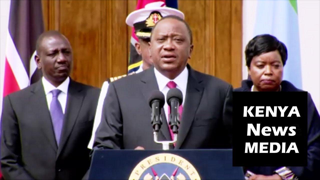 Madaxweynaha Kenya Muxu Ku Tilmaamay Weraarkii Nairobi (Daawo)