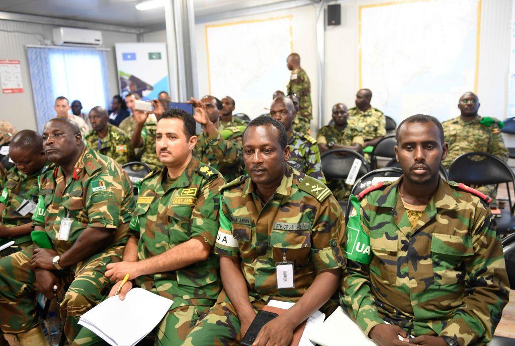 Burundi oo weli diidan Go'aanka Ciidamadeeda looga saarayo Soomaaliya