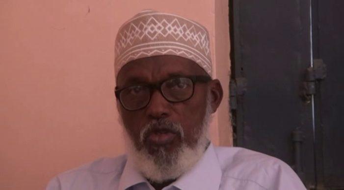 Guddoomiyihii Degmadda Jariiban oo is casilay (Daawo)