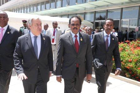 Addis Ababa iyo shir-madaxeedkii 32aad ee waddamada qaaradda Afrika (dhegayso)