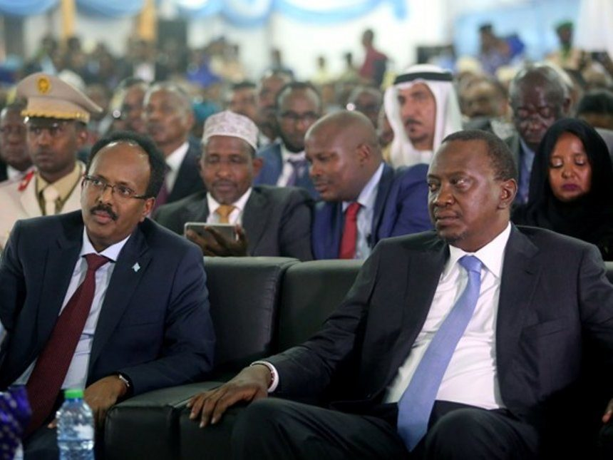 Kenya Embarrasses Itself In Border Dispute As Somalia Responds To Threats With Class