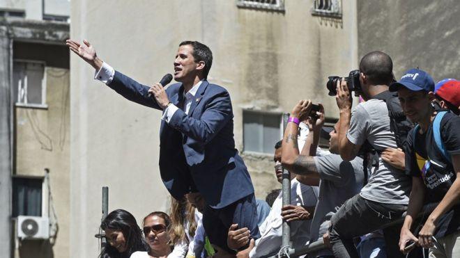 Xaalad khatar ah oo banii'adantinimo oo ka jirta Venezuala iyo madaxwaynaha oo diidan gargaar