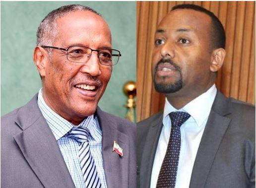 Madaxweynaha somaliland oo ka hadlay qodobaday kawada hadleen  Abiy Ahmed (Daawo)
