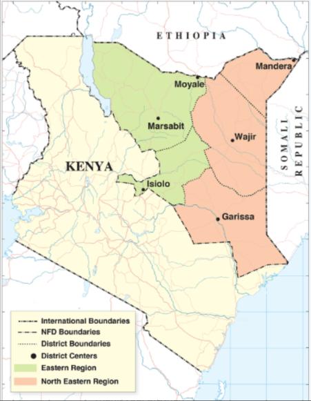 WARBIXIN XIISO LEH: NFD Soomaaliya sidee ku noqotay Waqooyi Bari Kenya (Daawo)