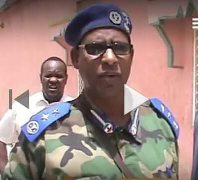 Taliyihii ciidanka Somaliland ee bariga gobolka Sanaag oo Puntland isku so dhibay (Daawo)