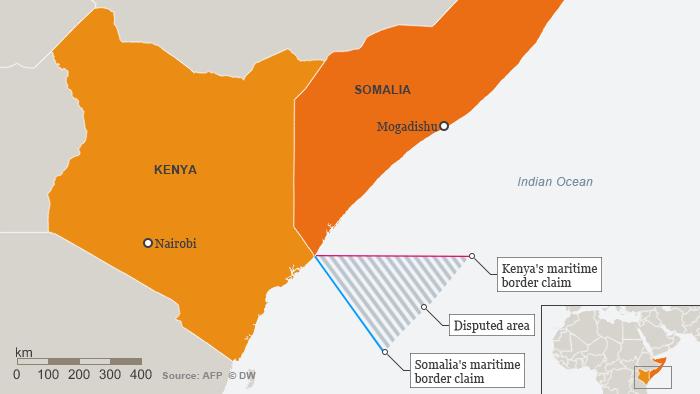 ARDAA Xalqaddii 54aad: Taariikhda khilaafka Soomaaliya iyo Kenya. (dhegayso)