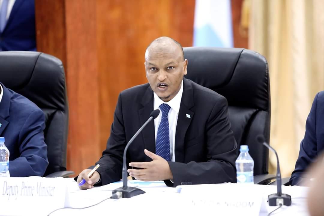 RW Kuxigeenka oo ku baaqay in la dardargeliyo wadahadalada DFS iyo maamulka Somaliland (daawo)