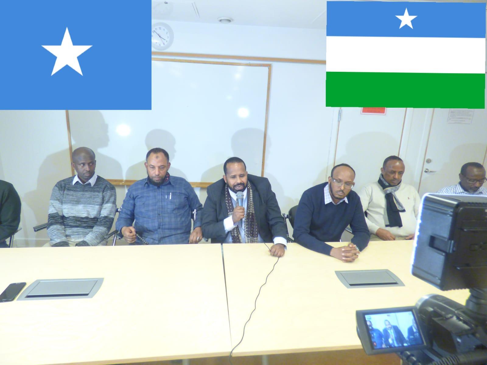 Jaaliyadda Puntland ee gobalka Sanaag oo duullaanka Somaliland war murtiyeed ka soo saaray (dhegayso | akhriso)