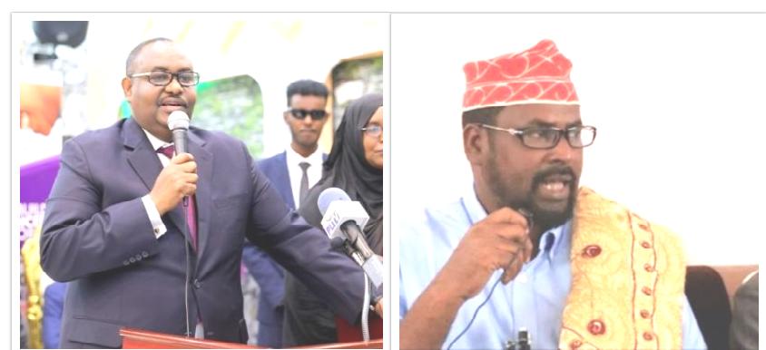 """Madaxweyne Deni:"""" Waa nasiib darro in qof intii Masjid lagu dilo haddana uu baxsado dilaagi (Daawo)"""
