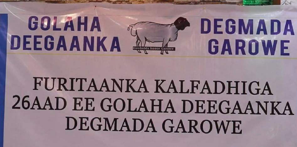 Kal-fadhigii Golaha degaanka Garoowe oo furmay (Daawo)