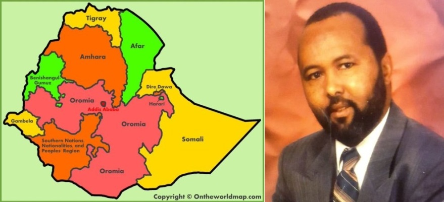 Xasan Jabhad: Jaahwareerka Addis iyo kala daadsanaanta Dowlad Deegaanka Soomaalida (DDS) (dhegayso)