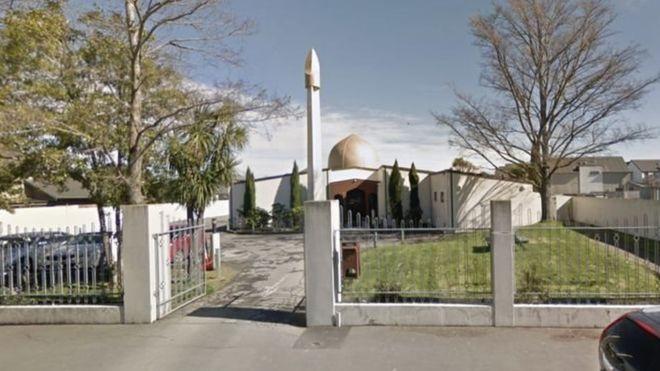 Shacab lagu Xasuuqay  Masjid kuyaala New Zealand