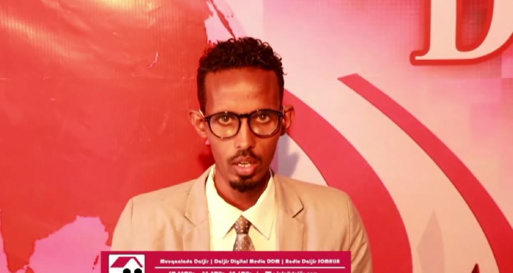 Warka DDM iyo Wariye Axmed Maxamed Nadiif (Daawo)