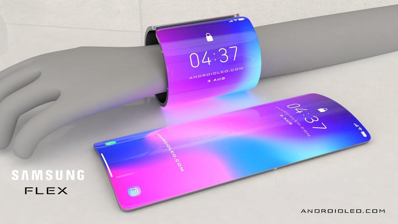 Shirkadda Samsung oo Sanadka 2020 soo saaraysa Taleefan sida Bina adaamka u shaqeynaya (Daawo)