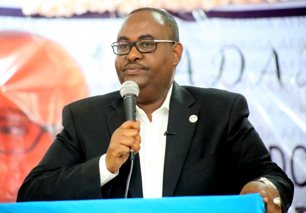 """Madaxweyne deni: """"Waan ixtiraamaynaa heshiiskii DP World ee Dekedda Bosaso """" (Daawo)"""