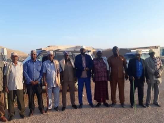 Odayaal Badhan ka tagay oo Ceerigaabo gaaray si loo kala qaado Ciidamada PL & Somaliland (Daawo)