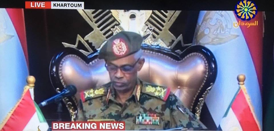 Madaxweynihii Sudan oo la xiray iyo Milatariga dalkaas oo dowlad KMG ah ku dhawaaqay