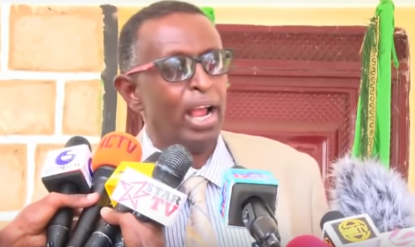 Somaliland oo sheegtay in Shirqool loo maleegayo (Daawo)