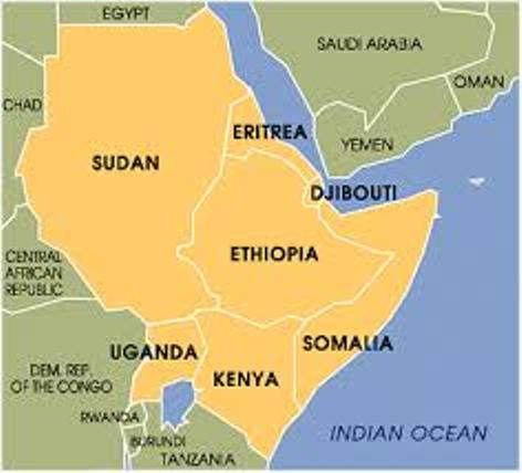 China and the EU in the Horn of Africa: competition and cooperation?