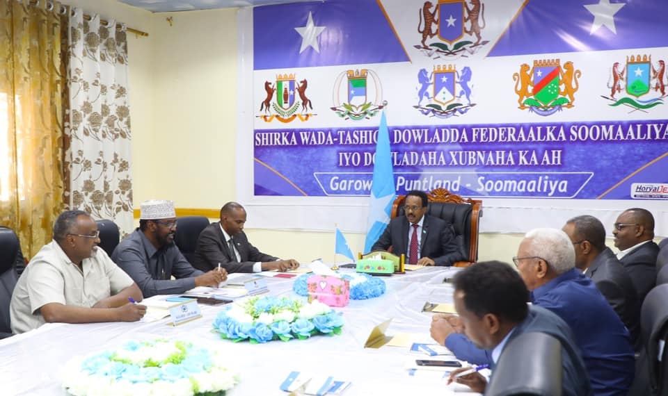 Puntland Government Policy Statement on Failed Political Negotiations in Somalia
