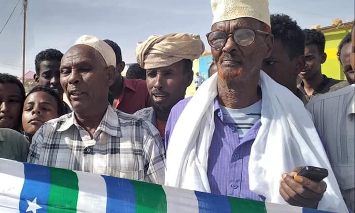 """Nabadoon Mursal: """"600 oo askari oo gobolka u dhashay baa ka soo goostay Somaliland"""" (dhegayso)"""