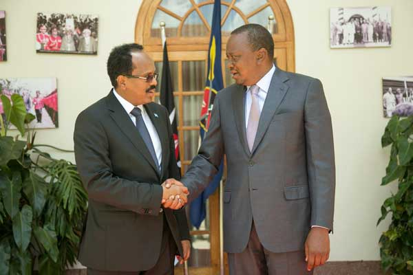 Kenya must stop playing second fiddle to Somalia in border row