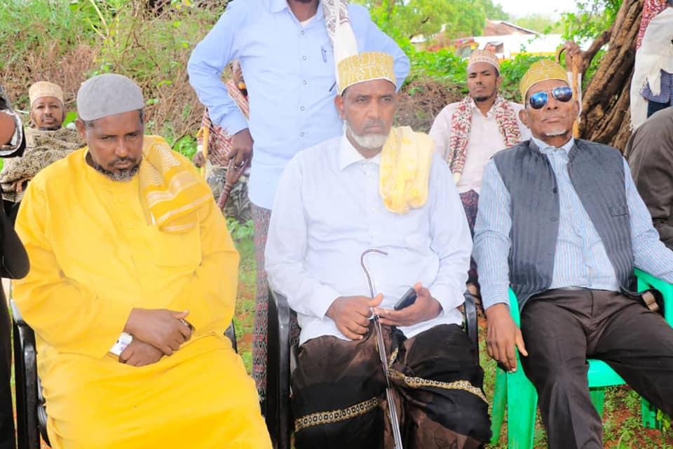 Waxgaradka Sool ,Sanaag iyo Ceyn ayaa DFS ugu Baaqay in ay Baajiso Wadahadalka Somaliland (Daawo)